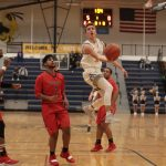 @TheSalinePost: Boys Basketball Team Rebounds to Win Home Opener