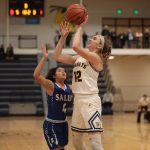 @TheSalinePost: Girls Open Basketball Season with 71-34 Victory