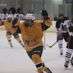 @TheSalinePost: Hockey Team Battles Back Twice in 2-2 Tie With Churchill
