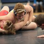 @TheSalinePost: Wrestling Takes 2 in SEC at Home, Improves to 5-1