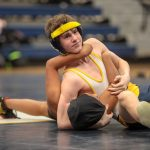 @TheSalinePost: Saline Pins Monroe and Jackson in SEC Quad