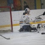 @TheSalinePost: Powerplay Scores 3 as Saline Defeats Allen Park, 5-1
