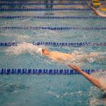 @TheSalinePost: Davis Klein Leading Hornets at SEC Red Swim and Dive Meet