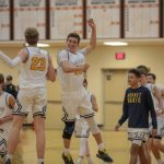 @TheSalinePost: Saline Upsets Huron in Overtime to Advance in Districts