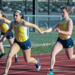 @TheSalinePost: Skyline Girls Edge Saline in SEC Red Track & Field Meet