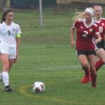 Girls Varsity Soccer beats Bedford 6 – 0