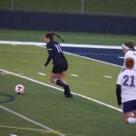 Girls Varsity Soccer beats Pioneer 2 – 1