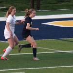 Girls Varsity Soccer falls to Skyline.