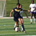 Girls Varsity Soccer beats Pioneer 3 – 1