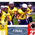 @TheSalinePost: Football- Saline Defeats Grand Blanc to Finish the Season at 8-1