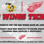 Red Wings Tickets