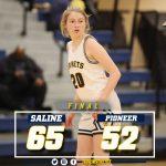 @TheSalinePost: Stemmer Scores 28 as Saline Bests Pioneer