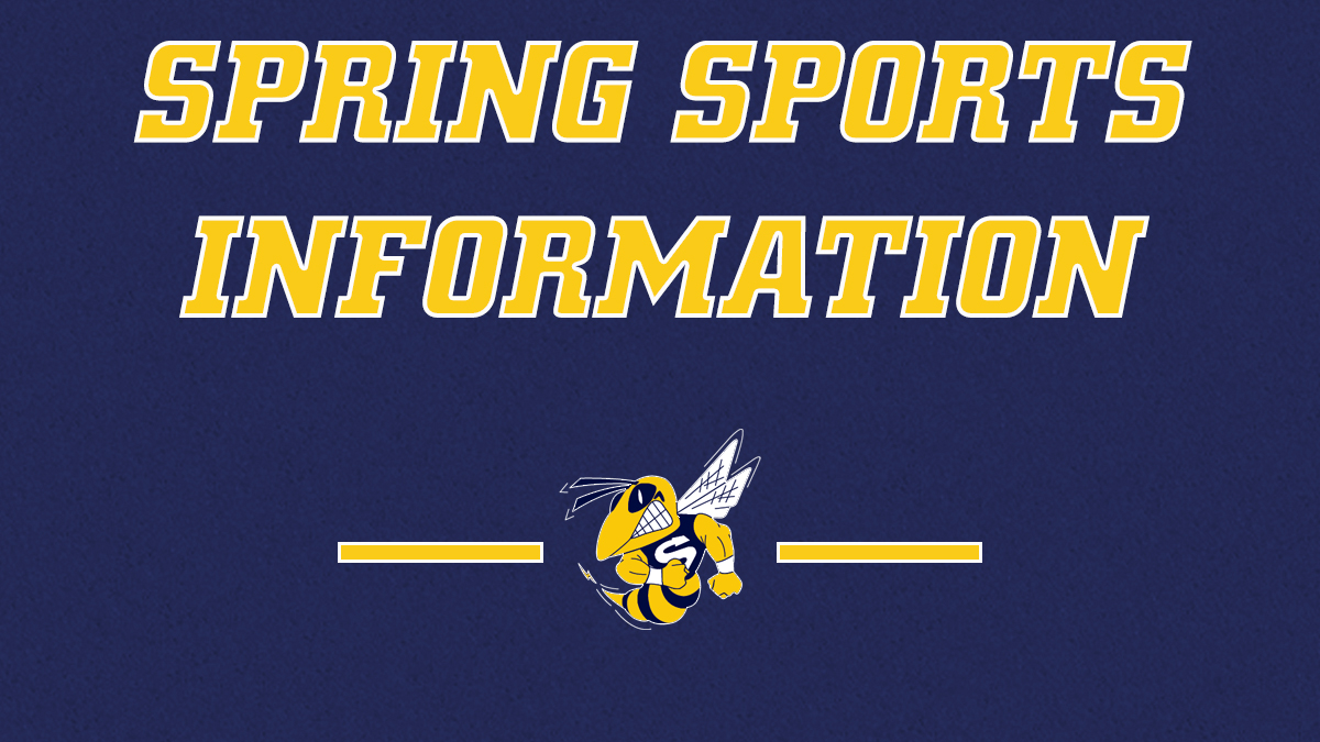 Spring Sports Information