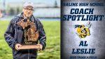 Coach Spotlight – Al Leslie – Boys Track & Field