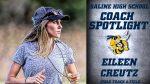 Coach Spotlight – Eileen Creutz – Girls Track & Field