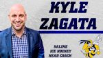 Kyle Zagata Named Ice Hockey Head Coach