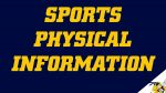 Sports Physical Information