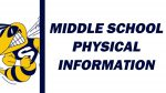 Middle School Physical Information