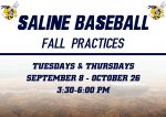 Saline High School Baseball Fall Practices