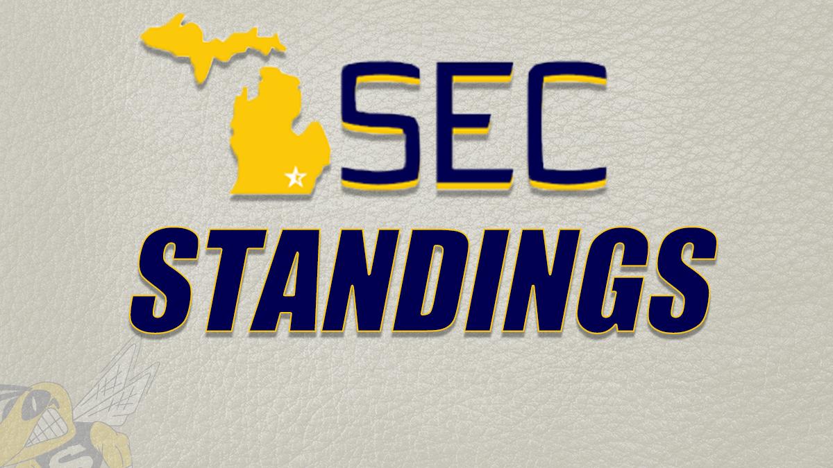 SEC Standings