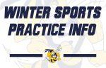Winter Sports Practice Info