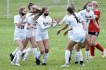 Girls Varsity Soccer beats Bedford 4 – 0