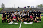 Girls Varsity Soccer beats Monroe 8 – 0 on super senior night.