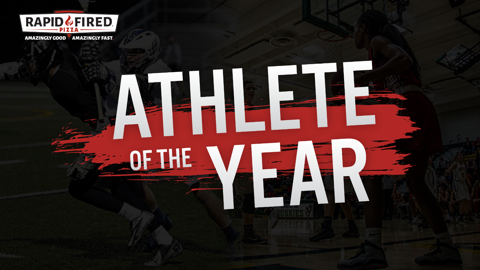 Don't Forget to Vote Chloe Smith for Rapid Fired Pizza Athlete of the Year