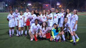 Girls Soccer — Senior Night