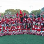 Varsity Football Cheerleading Team Recap