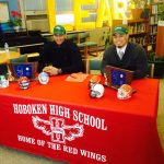 Two Senior Redwings sign National Letters of Intent