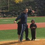 Redwing Varsity Baseball Team wins in Autism Awareness Challenge