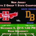 Watch Redwings in State Championship!