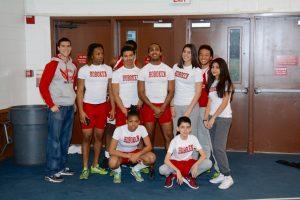 Indoor Track 2015-16