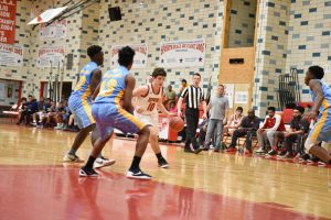 Boys Basketball 16-17