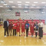Boys Volleyball Senior Day
