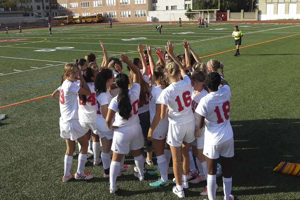 Girls Soccer Recap — 2017