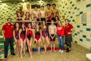Swimming 17-18 Photos