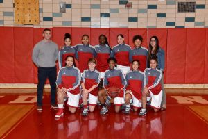 Girls Basketball 2017-18