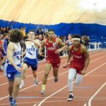 Coed Varsity Indoor Track finishes  at NJSIAA Relay Championships @ Bennett Indoor Facility