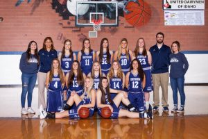 Varsity Girls Basketball