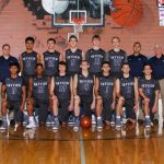 Skyview High School Boys Varsity Basketball beat Caldwell Senior High School 49-20