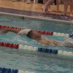 Boys Varsity Swimming falls to Francis Joseph Reitz 141 – 34