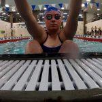 Boys and Girls Swim vs. Gibson