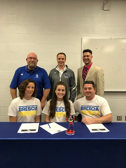 Mallory Toler Signs with Brescia