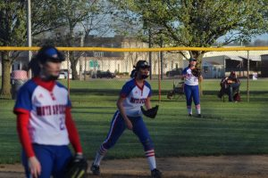 Softball in PAC Action