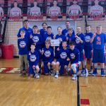 Boys 8th Grade Basketball wins the Tell City Tourney