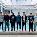 Rebel Mens Varsity Swimming finishes 12th place at Sectional