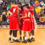 Agua Fria Union High School Varsity Basketball beat Verrado High School 76-60
