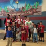 Men's Basketball Volunteer at Scott Libby Elementary